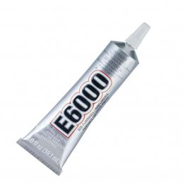 E-6000 ADHESIVE - 2 oz. APPLICATOR TUBE