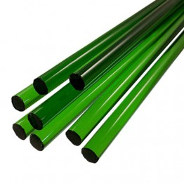 EMERALD GREEN BORO ROD - 25mm