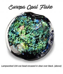 EUROPA OPAL FLAKE by LUMIERE LUSTERS™