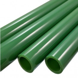 JADE GREEN BORO TUBE -  19mm x 3mm - IMPORTED