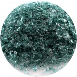 LAKE GREEN BOROSILICATE FRIT by CHINA GLASS