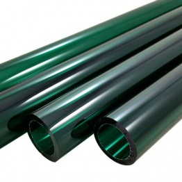 LAKE GREEN BORO TUBE -  32mm  x 4mm - IMPORTED