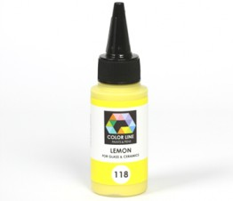 COLOR LINE PAINT LEMON