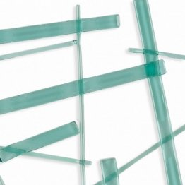 SEA GREEN TRANSPARENT STRINGERS (5281-96) by OGT & SYSTEM 96