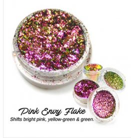 PINK ENVY FLAKE by LUMIERE LUSTERS™