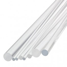 QUARTZ ROD - 8mm