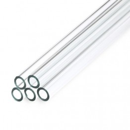 QUARTZ TUBE - 12mm x 2mm