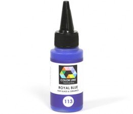 COLOR LINE PAINT ROYAL BLUE