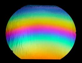 RAINBOW 2 DICHROIC STRIPS by CBS