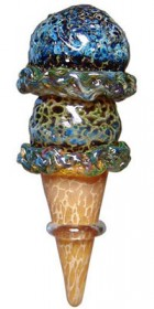 AQUATIC CARNIVAL FRIT by GLASS ALCHEMY