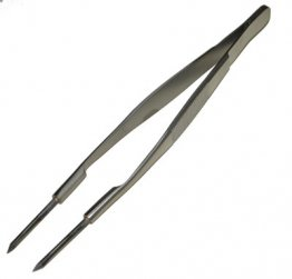 TUNGSTEN TWEEZERS - STRAIGHT