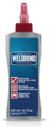 WELDBOND GLUE - 5.4OZ. (160ML)