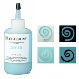 AQUA GLASSLINE PAINT PEN