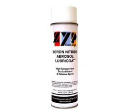 ZYP (AKA MR-97) BORON NITRIDE MOLD RELEASE FOR GLASS CASTING AND SLUMPING (13 OZ)