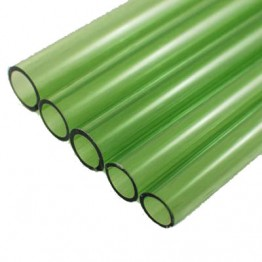 TROPICAL GREEN TUBING by TAG GLASS