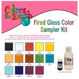 SAMPLER COLOR KIT by COLORS FOR EARTH
