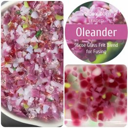 OLEANDER FRIT MIX by VAL COX