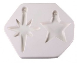 STAR ORNAMENT MOLD