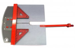 SEMI-AUTOMATIC FLOATING TRAY FOR T3 RING SAW