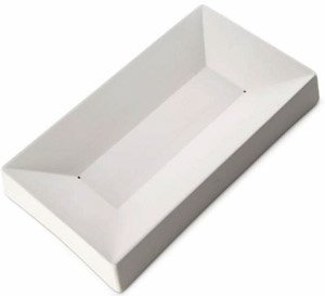 SMALL RECTANGLE PLATE - 8945