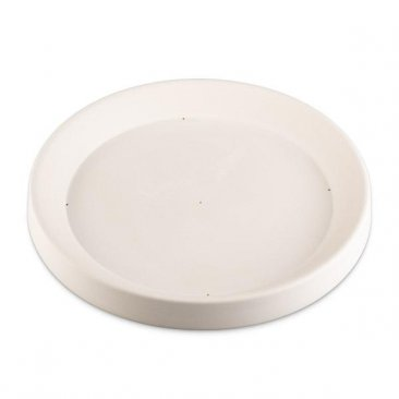 "ROUND TRAY MOLD - 8.8"" by BULLSEYE GLASS"