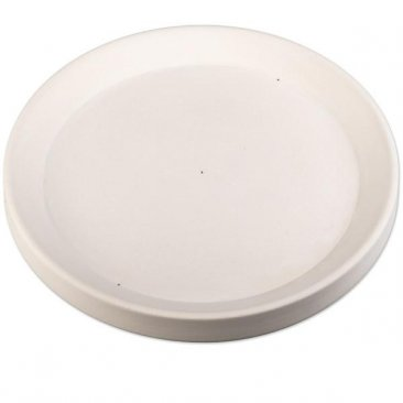 "ROUND TRAY MOLD - 11"" by BULLSEYE GLASS"