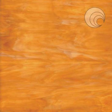 LIGHT AMBER/WHITE SMOOTH OPAL #317.1S-F  by OCEANSIDE COMPATIBLE & SYSTEM 96