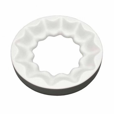 "SCALLOPED SHELF RING MOLD - 12"" by CPI"