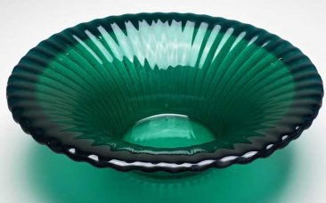 "LARGE FLUTED SHELF RING MOLD - 11.25"" by CPI"