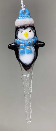 PENGUIN ICICLE MOLD by CPI
