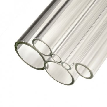 SIMAX CLEAR TUBING - 8mm x 2mm