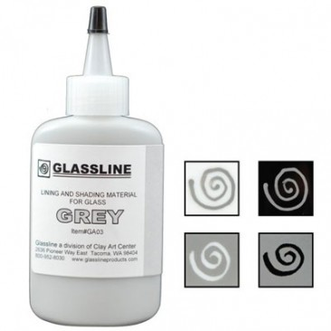 GREY GLASSLINE PAINT PEN