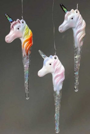 UNICORN ICICLE MOLD by CPI