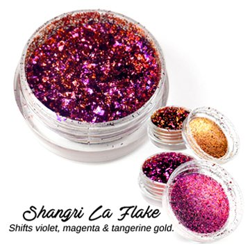 SHANGRI LA FLAKE by LUMIERE LUSTERS™